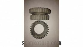 Блок зубчатых колес УГ9311.0200.049 (z=24,26)