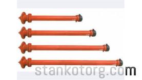 Гидрант пожарные подземный  стальной Н-1000