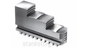 Кулачки обратные для токарного патрона на 250 мм 3-250.35.11.015