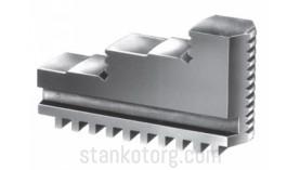 Кулачки прямые для токарного патрона на 400 мм 3-400.45.11.004