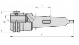 Патрон для быстросменного инструмент 6152-0189 (КМ4, d-42 мм)