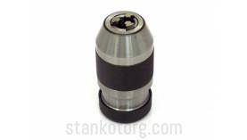 Патрон сверлильный самозажимной J0513-B16 (ПСС-13-В16 (1,0-13 мм)