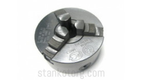 Патрон токарный 3-х кулачковый 3-125.03.24 - 125 мм (патрон 7100-0003)