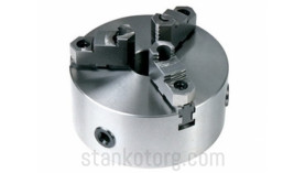 Патрон токарный 3-х кулачковый 3-250.10.30 - 250 мм
