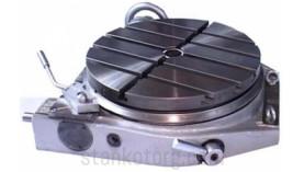 Стол 7204-0023-01 поворотный горизонтальный с ручным и механизированным приводами (400 мм)