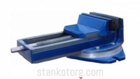 Тиски станочные поворотные ГМ-7216П-02