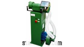 Точильно-шлифовальные станки  с пылесосом УВП-1200А