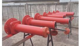 Стальные пожарные гидранты